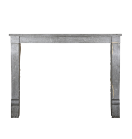 The Antique Fireplace Bank Small Bicolor French Timeless Surround