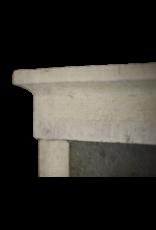 Französisch Honig Farbe Kalkstein Rustikal Kamin Verkleidung