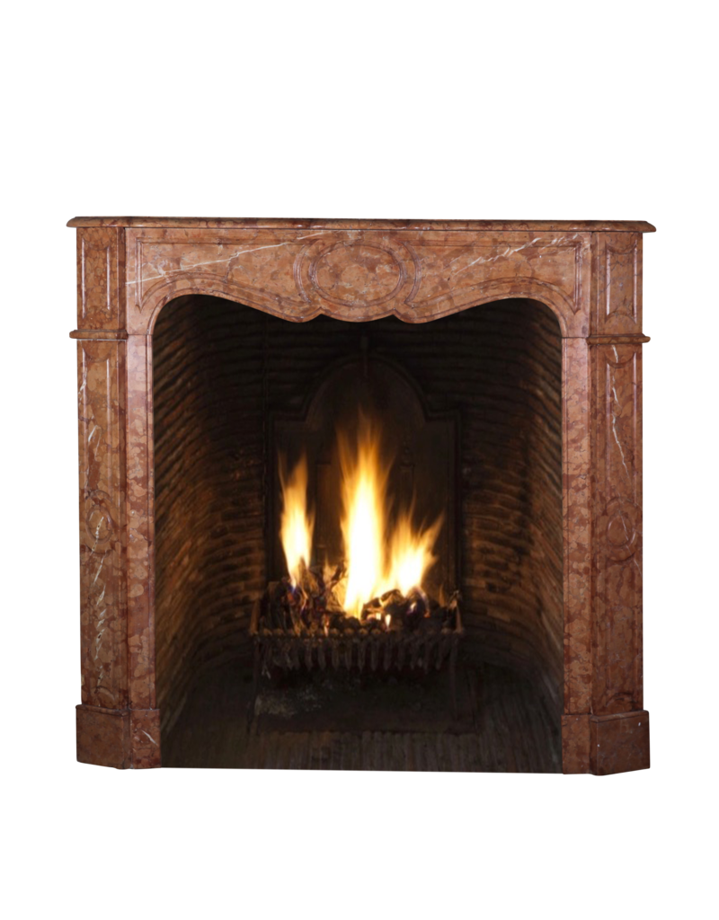 The Antique Fireplace Bank Kleine Antike Pompadour Stil Kamin Maske
