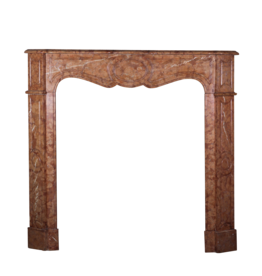 The Antique Fireplace Bank Rich French Pompadour