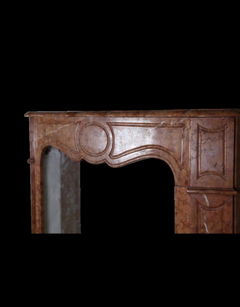 Kleine Antike Pompadour Stil Kamin Maske