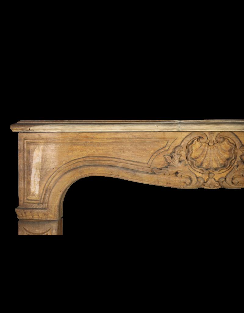 The Antique Fireplace Bank Kleiner Klassischer Französisch Eiche Surround
