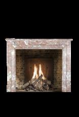 The Antique Fireplace Bank Brown Belgischen Marmor Kamin Verkleidung