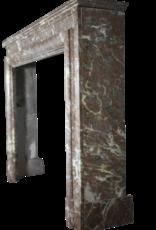 Brown Belgischen Marmor Kamin Verkleidung