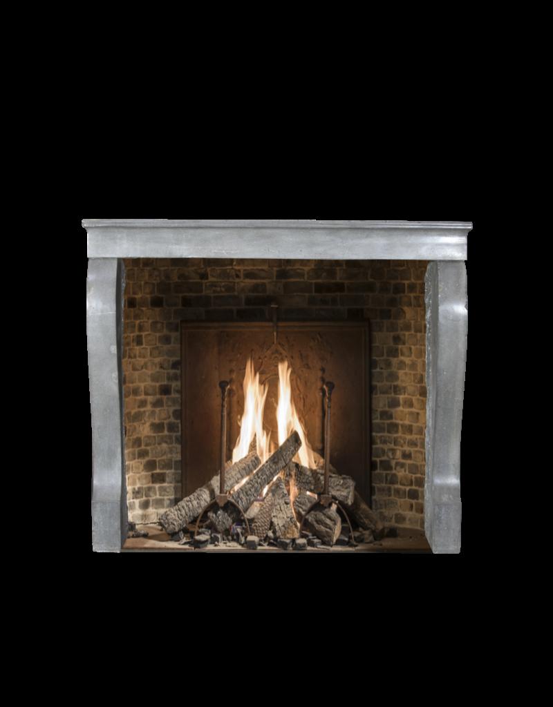 The Antique Fireplace Bank Kleiner Kaminmaske In Farbe Kalkstein