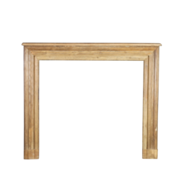 Vintage Wooden Fireplace Surround