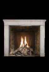 The Antique Fireplace Bank Kleines Land Kalkstein Kaminmaske
