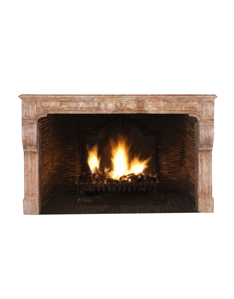 The Antique Fireplace Bank Wide Cosy Look Surround