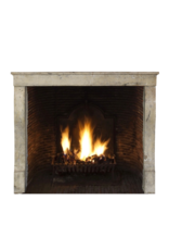 The Antique Fireplace Bank Elegante Envolvente Vendimia Francesa Atemporal