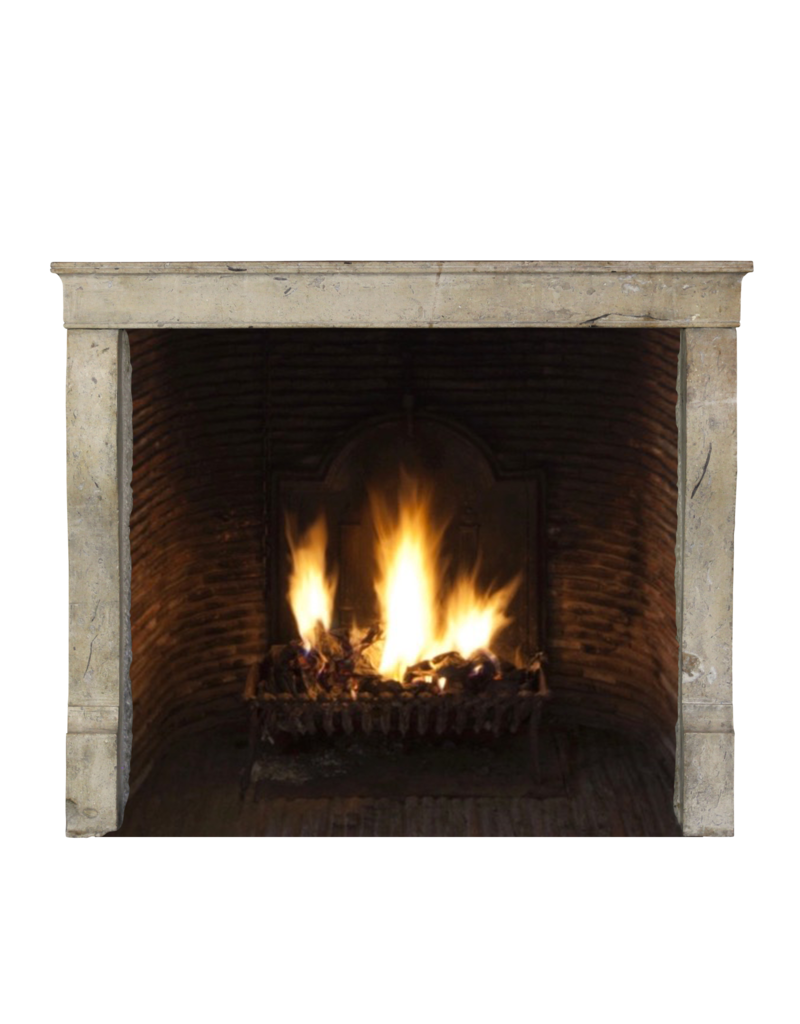 The Antique Fireplace Bank Zeitlos Elegant Französisch Jahrgang Surround