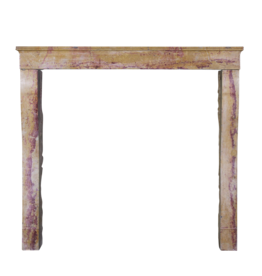 The Antique Fireplace Bank Created By Nature French Surround
