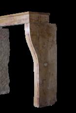 Colorfull Limestone Mantle