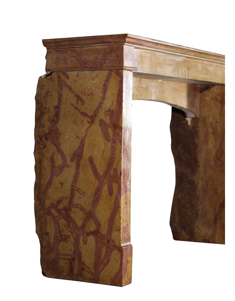 The Antique Fireplace Bank Cosy French Limestone For French Ambiance