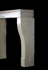 The Antique Fireplace Bank Französisch zeitloses Kalkstein Kamin