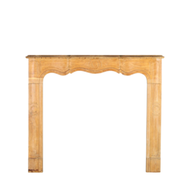 The Antique Fireplace Bank Oak French Fireplace Surround