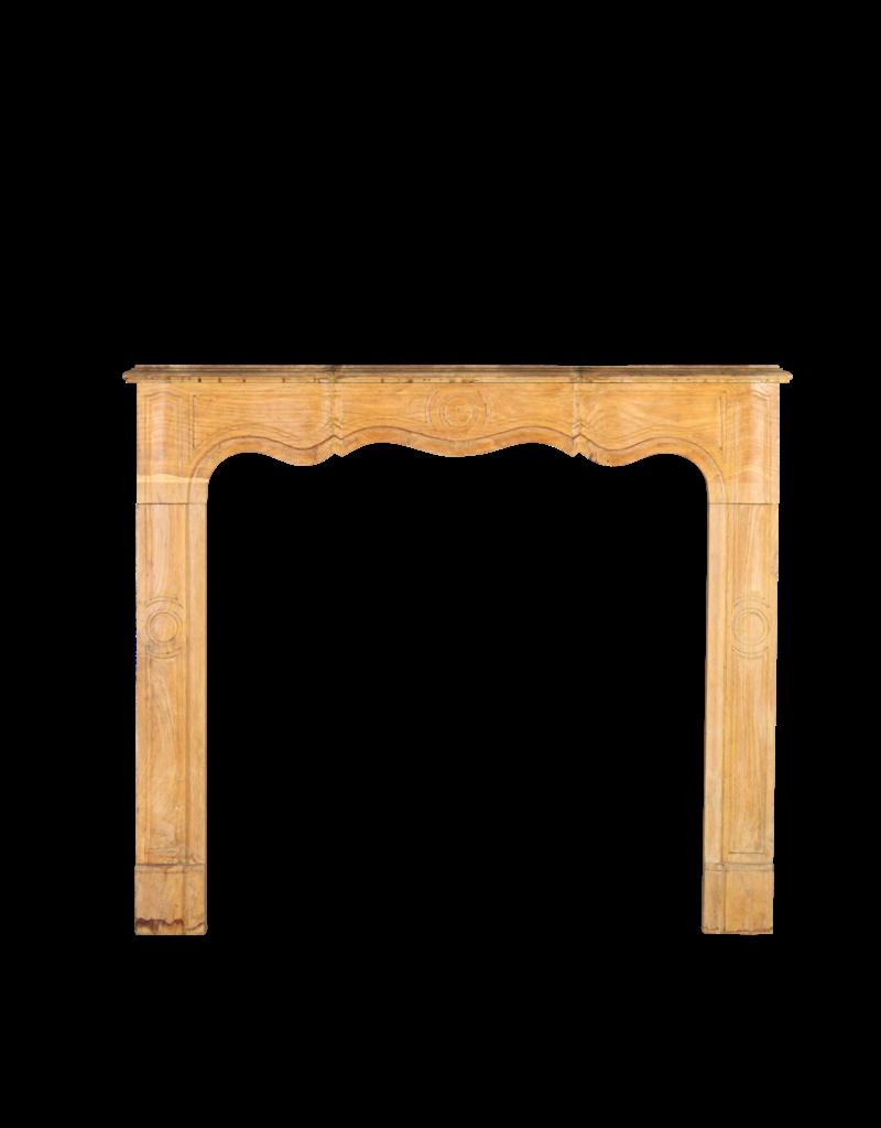 The Antique Fireplace Bank Eichenholz Kamin Verkleidung