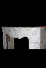 Pompadour Francés Clásico Chimenea