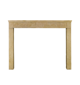 French Classic Limestone Mantle
