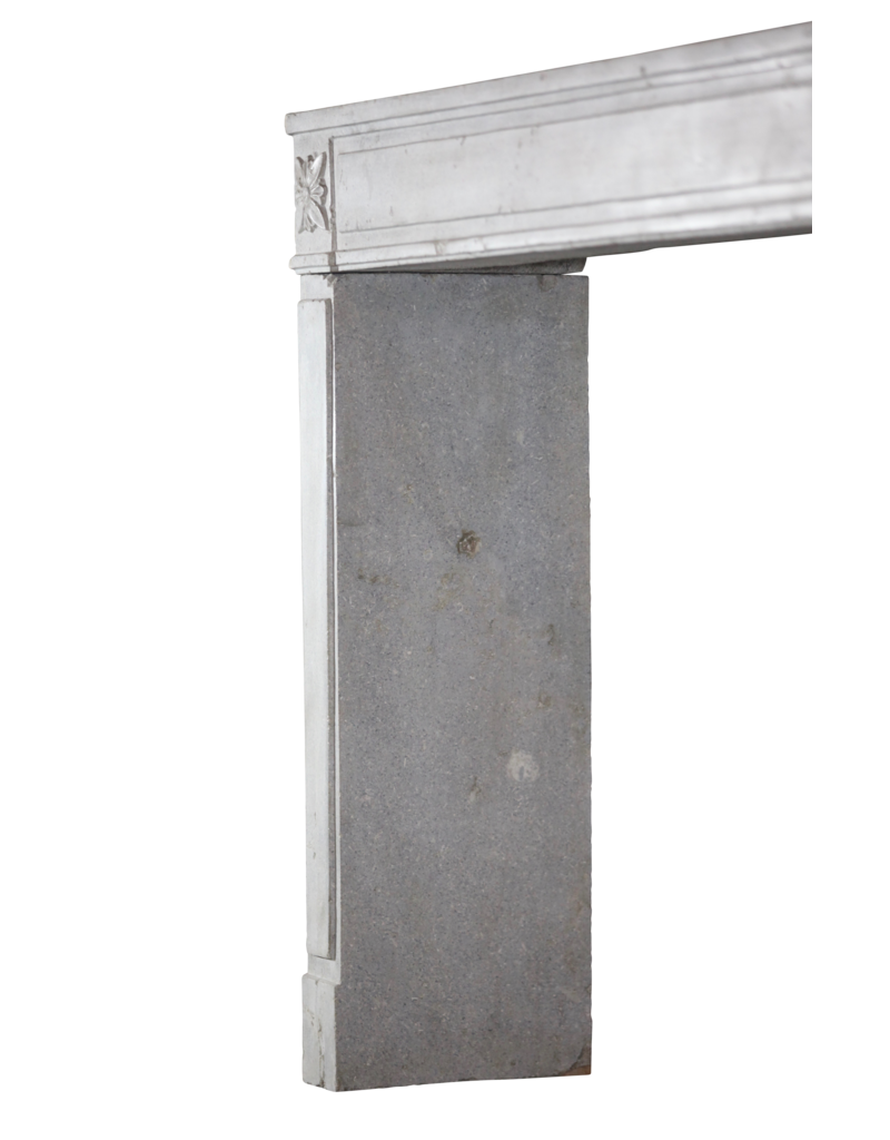 Small Budget Vintage French Country Fireplace Surround