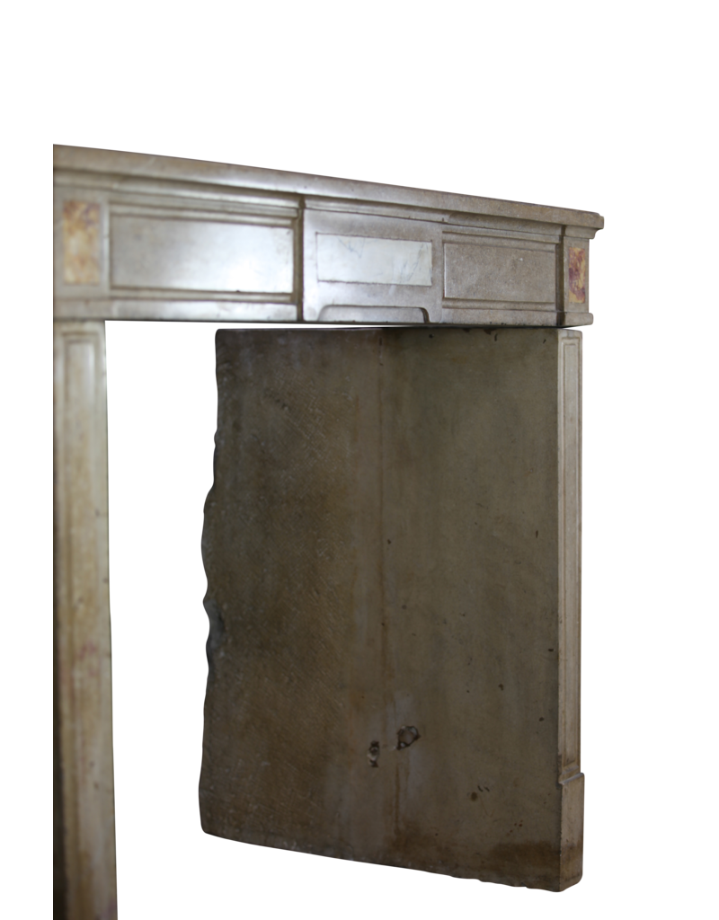 Timeless Chique French Reclaimed Fireplace Surround