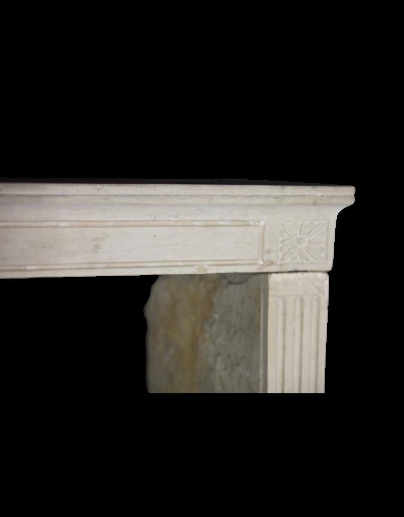 The Antique Fireplace Bank Feines Französisch Kalkstein Kamin