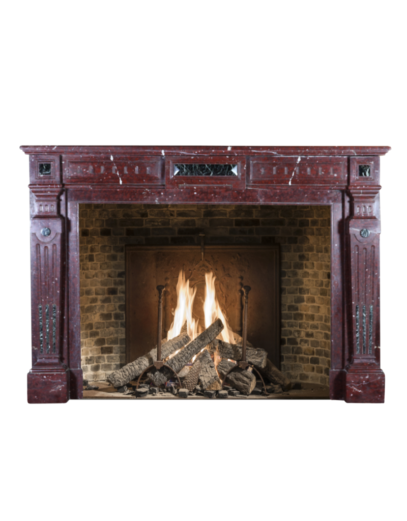 Belgian Decorative Fireplace Surround