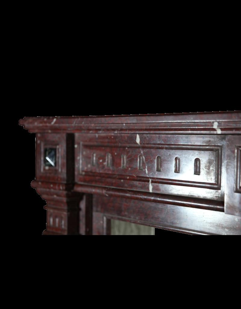 Belga Decorativo Chimenea