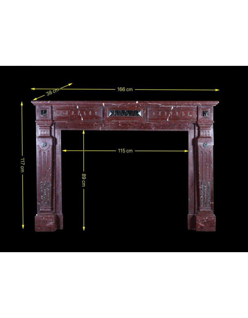 Belgische Antike Kamin