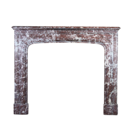 19Th Century Belgian Marble Fireplace Surround