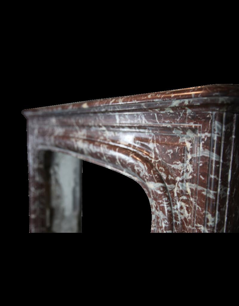 The Antique Fireplace Bank 19. Jahrhundert Belgischen Marmorkamin