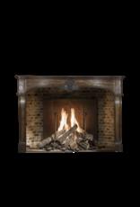 18Th Century French Oak Fireplace Surround