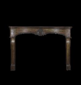 The Antique Fireplace Bank Siglo 18 Roble Francés Chimenea Mantel