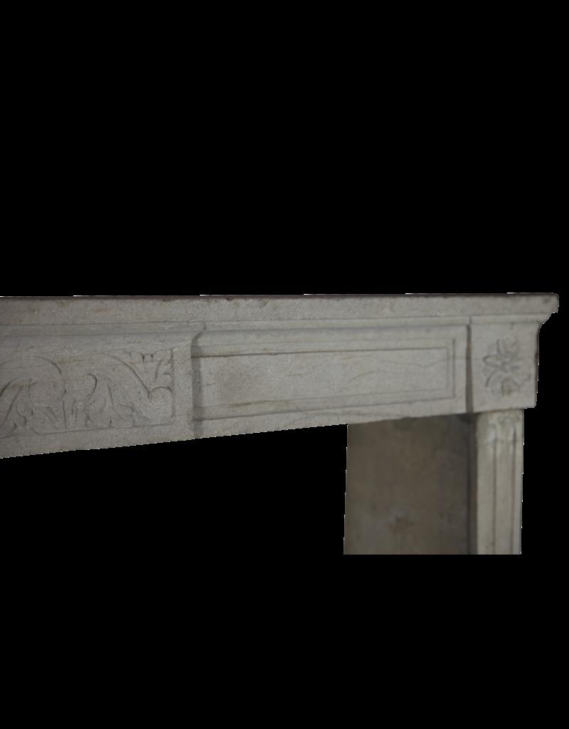 The Antique Fireplace Bank Französisch Landstil Kalkstein Kamin Verkleidung