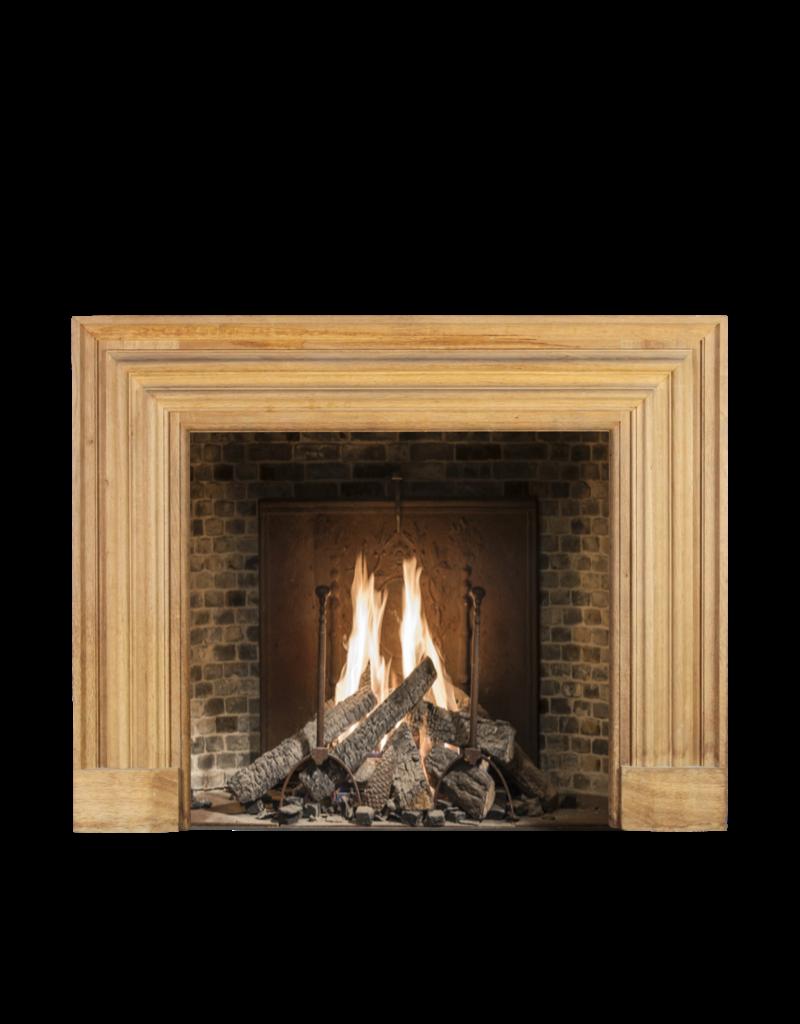 The Antique Fireplace Bank Bolection Eichenholz Kaminmaske