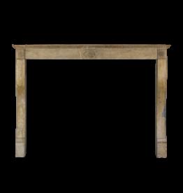 The Antique Fireplace Bank Art Deco Flor De Piedra Caliza Francesa