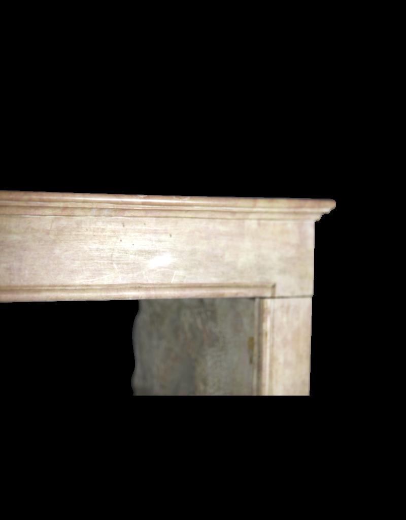 Maison Leon Van den Bogaert Antique Fireplaces & Vintage Architectural Elements Francés Chique Rose Chimenea