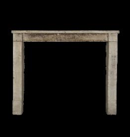 The Antique Fireplace Bank Französische Campagnarde Kalkstein Antike Kamin