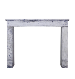 Rustikal Und Klein Französisch Kalkstein Kamin Verkleidung