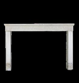 Maison Leon Van den Bogaert Antique Fireplaces & Vintage Architectural Elements Francés Clásico De Piedra Caliza Cheminea