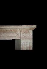 Französisch Burgund Antike Kamin-Mantel
