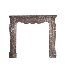 The Antique Fireplace Bank Pompadour Style Classic Fireplace Surround
