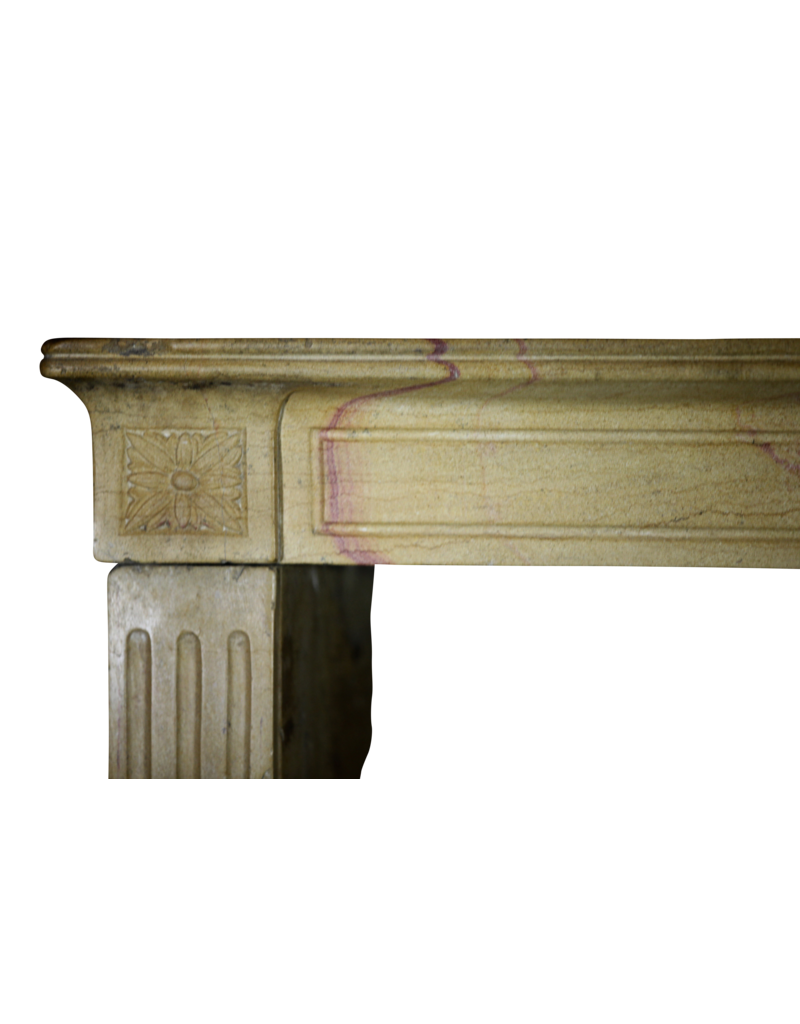 The Antique Fireplace Bank Fine French Vintage Fireplace Surround