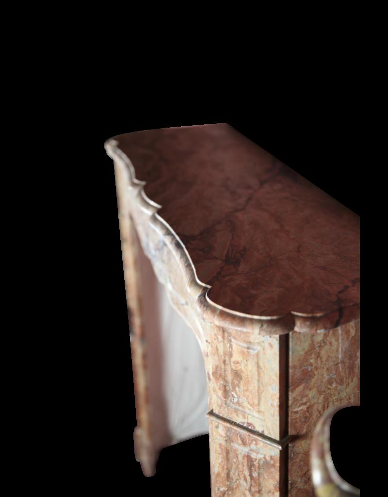 Französisch Pompadour Stil Kamin Verkleidung