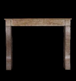 Elegant French Antique Fireplace Mantle