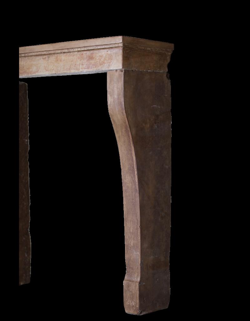 The Antique Fireplace Bank Rustic Antik Reclaimed Bauernhaus Kalkstein Kaminmaske