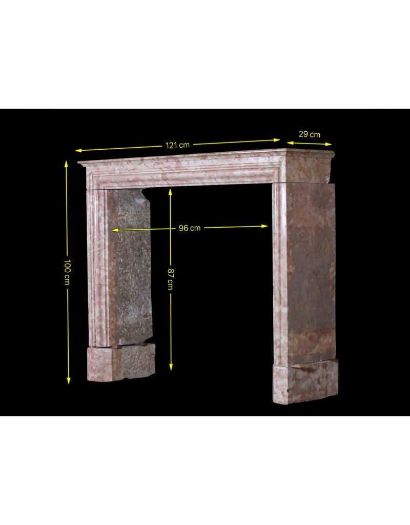 Maison Leon Van den Bogaert Antique Fireplaces & Vintage Architectural Elements Zeitloses Vintage-Französisch Kaminmaske