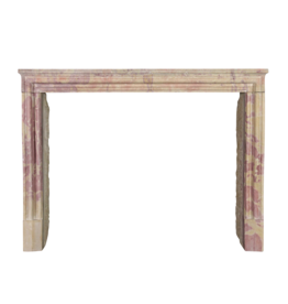 The Antique Fireplace Bank Multi Color French Vintage Fireplace Surround