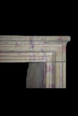 The Antique Fireplace Bank Multi Color Französisch Jahrgang Kaminmaske