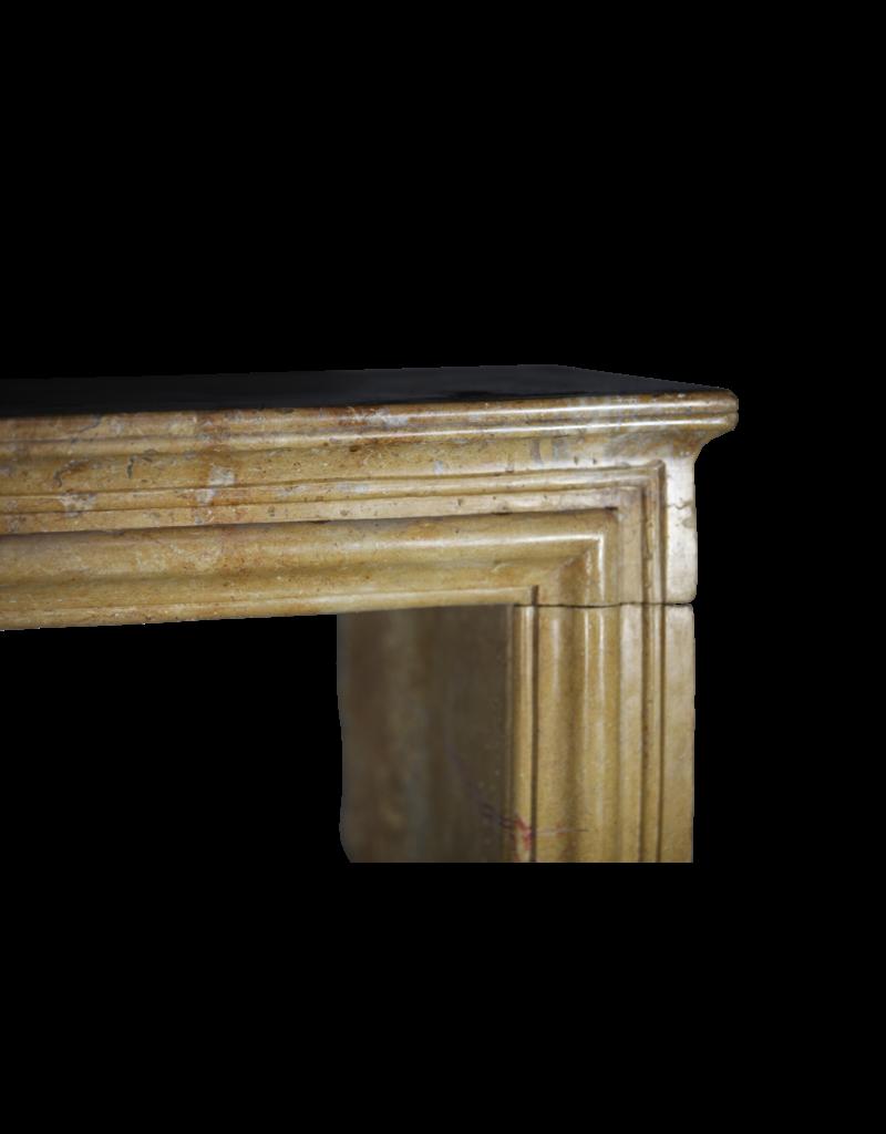 Multi Color Französisch Jahrgang Kaminmaske Im Kalkstein