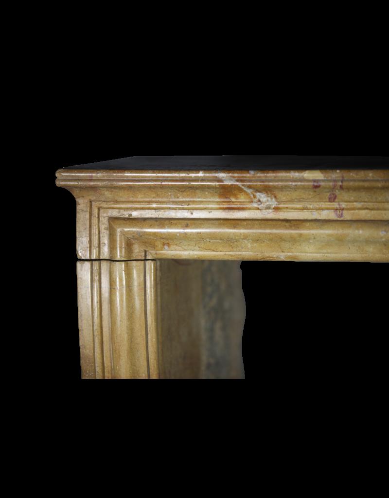 The Antique Fireplace Bank Multi Color Französisch Jahrgang Kaminmaske Im Kalkstein